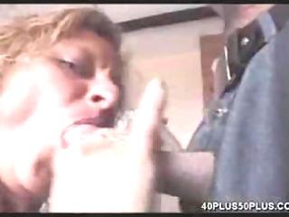 pornstar mother i gives double blowjob