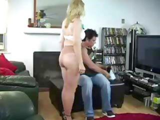 older spanking