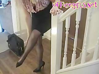 british business woman mature milf whore in