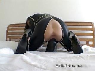 naughty aged slut goes avid dildo