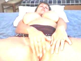 large tit wife on holidays