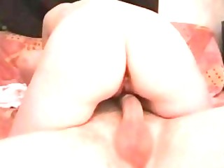 obese dilettante wife homemade fucking act