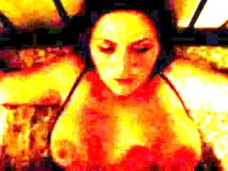 big wobblers breasty wife likes cheating at home