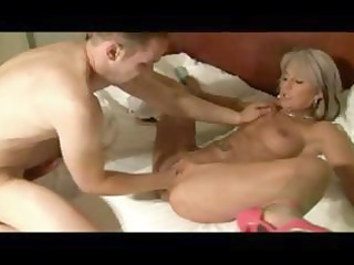 older golden-haired german hotty acquires fisted