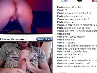 chatroulette - astounding nude older