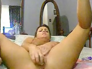 excited mother i masturbating on webcam