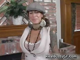 round bigtits tattooed mommy fireplace part2