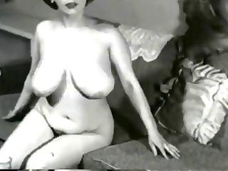 breasty vintage milf
