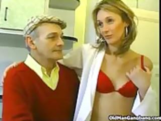 papy seduces neighbor&#907_s wife