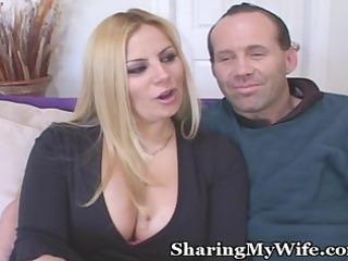 overweight wifey fulfills fantasy of dark shlong