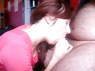 french wife cum in the throat