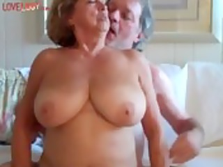 granny whoppers and ass, granny golden-haired
