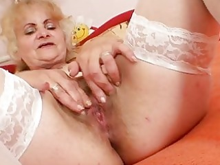 older dominika old bawdy cleft gaping and