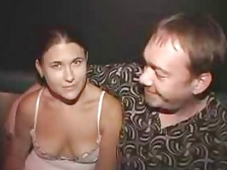 cheating doxy wife pleases porn theater strangers