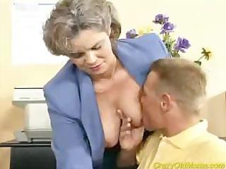 insane old mommy acquires jock drilled in the