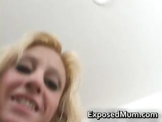 mangos mother fingers screws her vag