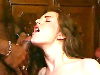 interracial milf love tunnel banging and