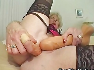 full natural real nasty grandma