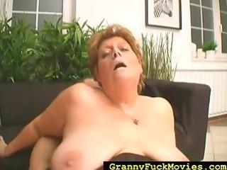 chunky granny doxy is fucking the neigbor
