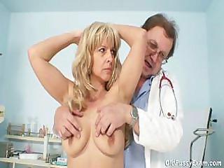 d like to fuck jirina teached by gyno doc how to