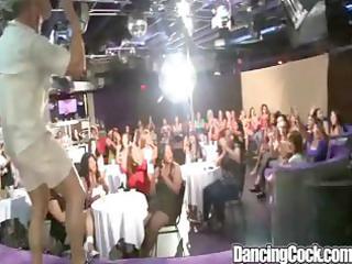 dancingcock breasty mammas party