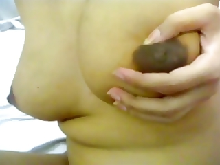 pakistani wife with large billibongs drilled