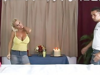 sexy breasty golden-haired mother i getting a