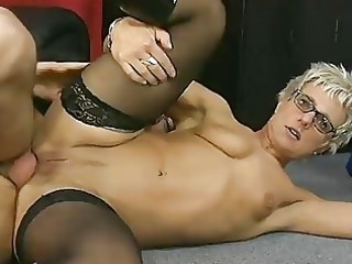 german mother i admirable body anal