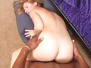 slim merry redhead mother i sucks hard darksome