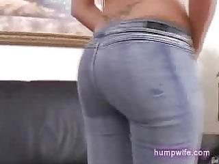 Gorgeous wife cuckold sex fun