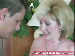 granny slut loves em young