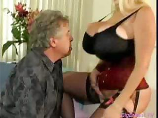 wicked mommy with the huge whoppers can not