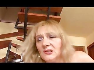 blondes large charming older