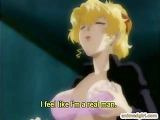 anime mamma swing fucking and swallowing cum