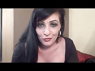 sexy smokin mom with joi