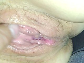 The hot wet Pussy of my Wife