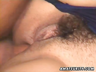 non-professional wife homemade anal and