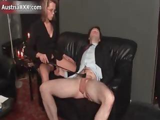 impure mature bitch goes crazy flogging