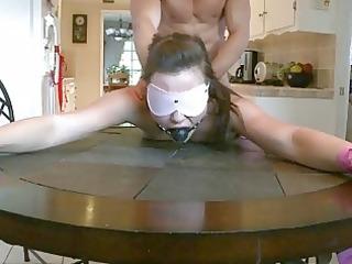 MILF slut gets humiliated and fucked hard