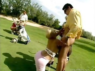 mother i anal fuckfest at golf club