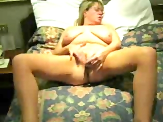 watch my breasty wife masturbating on daybed