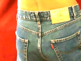 my boyfriend having pleasure in my mothers jeans