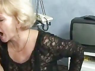 curly big beautiful woman granny
