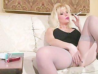 sexy smoker mother i