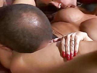 Hot Mature Babe Sammie Sparks Sucking &;