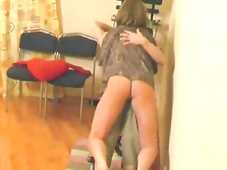 lustful mommy acquire boned in the gym