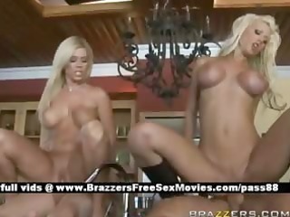 golden-haired wifes fucking