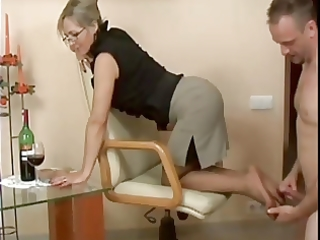 footboy and hawt matures nylonsoles