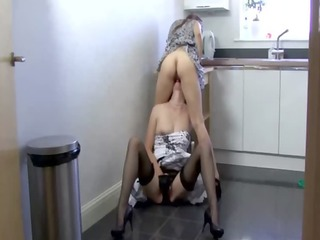 euro matures in nylons lesbo act