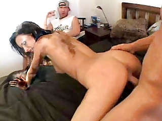 wife getting her snatch permeated